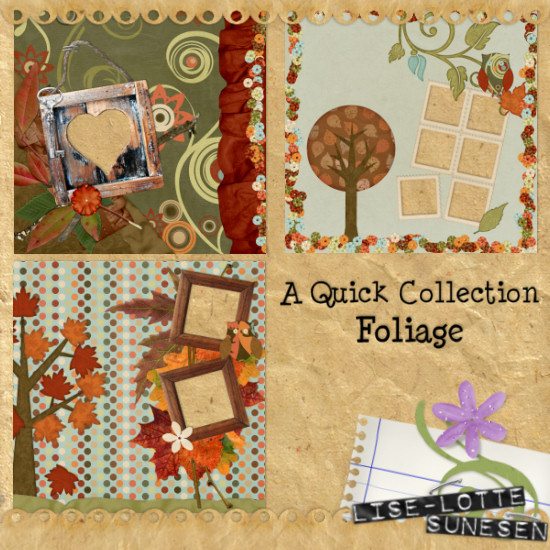Foliage - Quick Pages