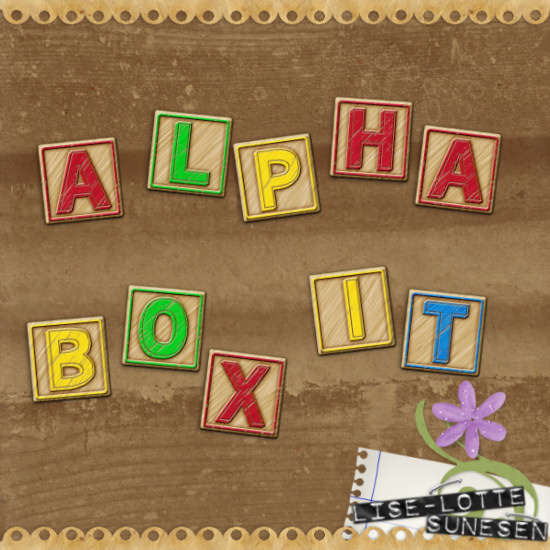 Box It - An Alpha - Click Image to Close