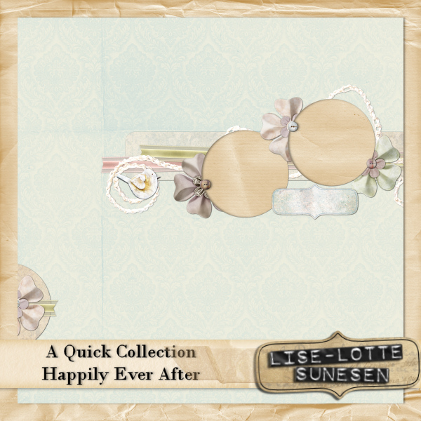 Happily Ever After - Quick Pages