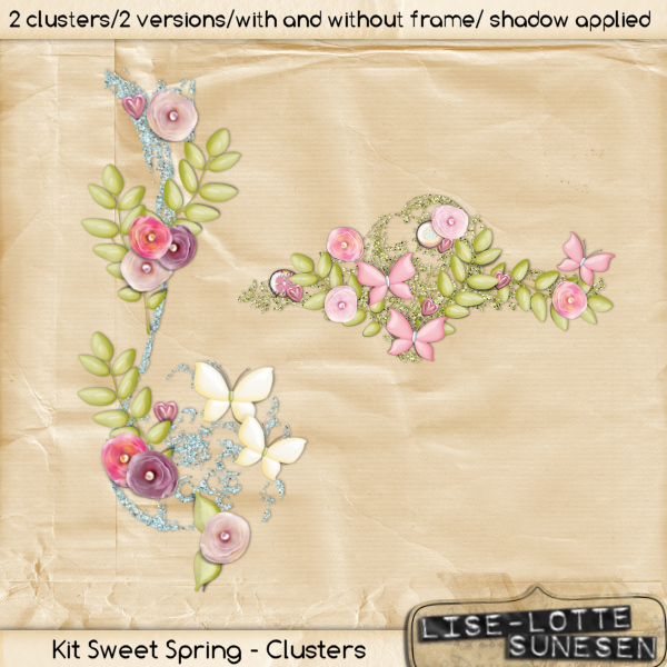 Sweet Spring - The Clusters