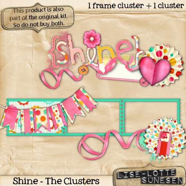Shine - The Clusters