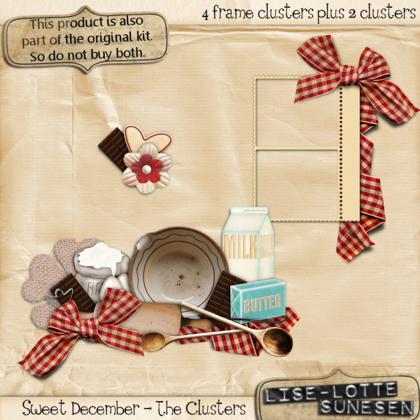 Sweet December - The Clusters