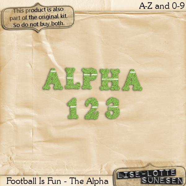 Football Is Fun - The Alpha