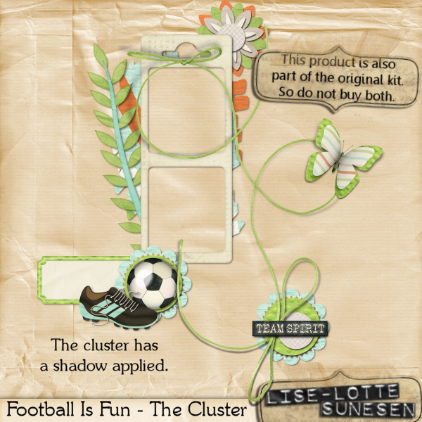 Football Is Fun - The Cluster