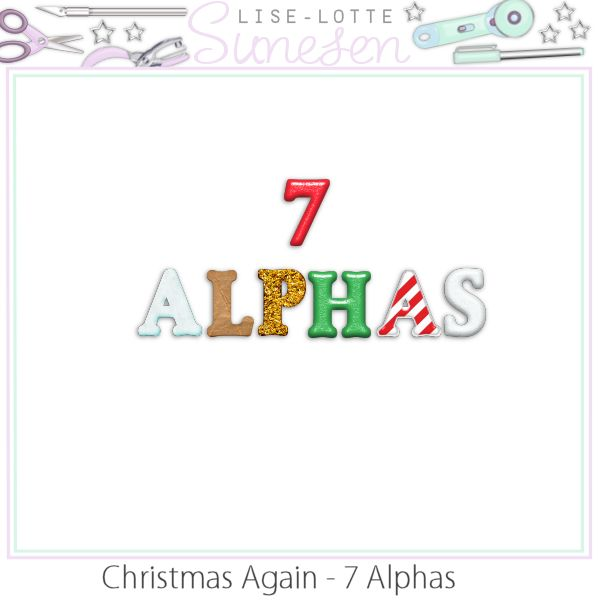 Christmas Again - Alphas