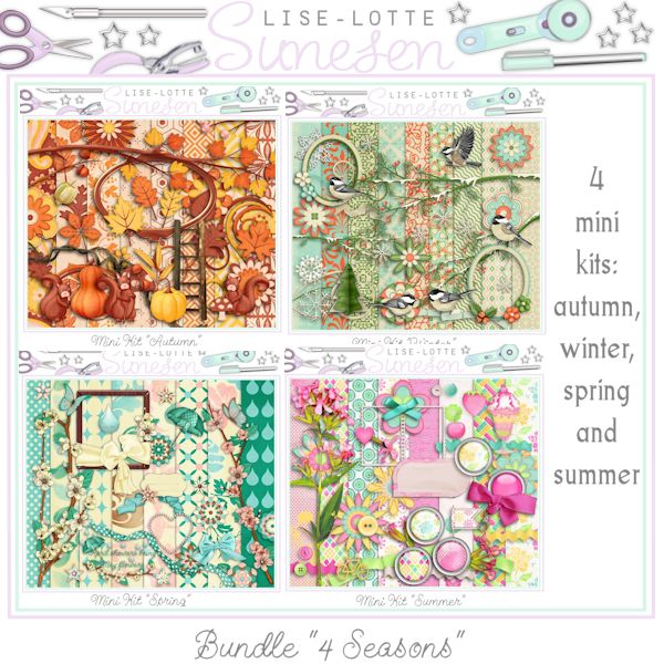 4 Seasons - A Bundle