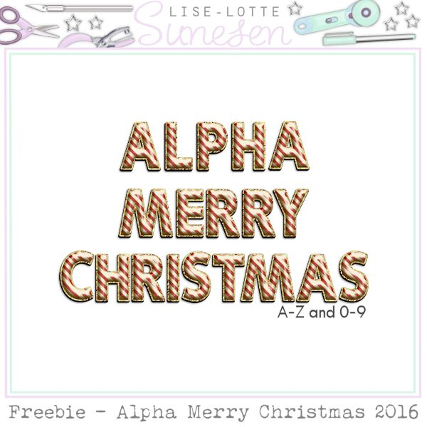 Alpha Merry Christmas 2016