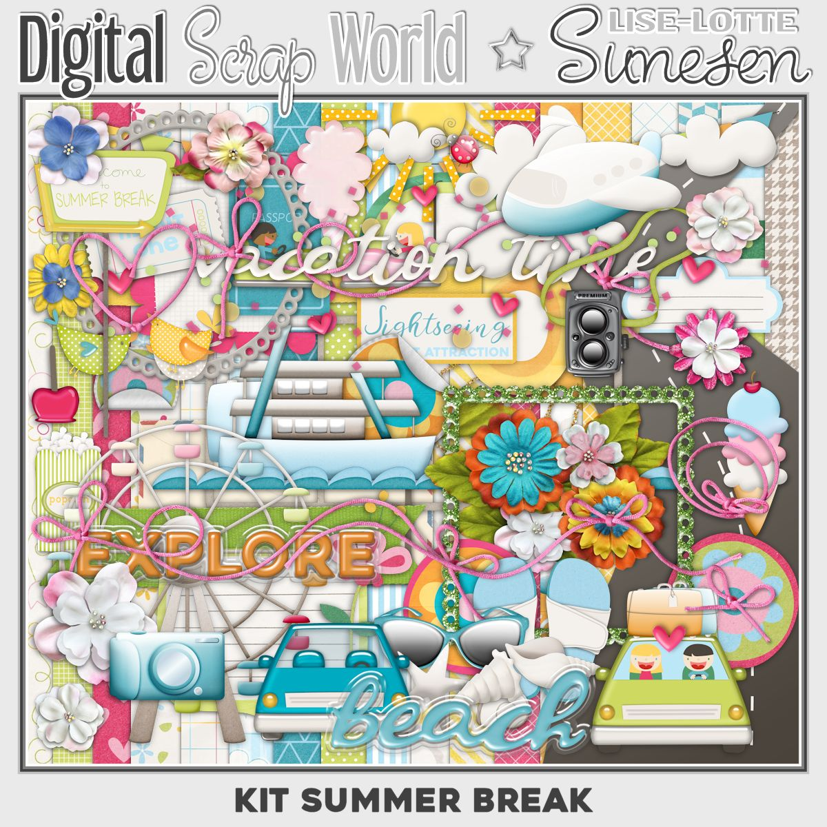 "Kit ""Summer Break"""