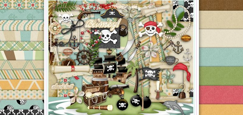 "Kit ""Jolly Roger"""